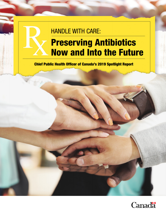 Preserving Antibiotics now and into the Future – Chief